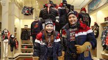 Olympische Winterspiele 2018: So stylisch laufen die Sport-Stars auf