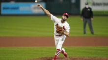 Cards' Ponce de Leon through 5 hitless in 7-inning game