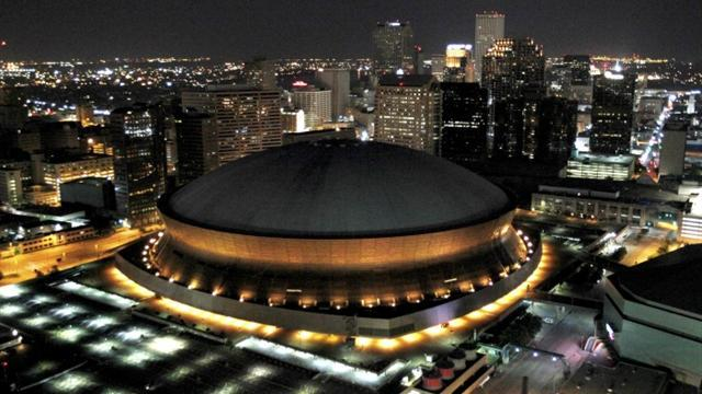 NOLA's Superdome: From devastation to recovery