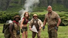 Review: The laughs in 'Jumanji: Welcome to the Jungle' hang low
