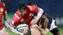 Canadian rugby star DTH van der Merwe enjoying life in Los Angeles