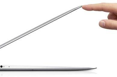 Apple announces refreshed MacBook Air: Ivy Bridge processor, USB 3.0, shipping today