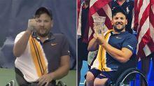 Dylan Alcott slams US Open over 'crazy' final snub