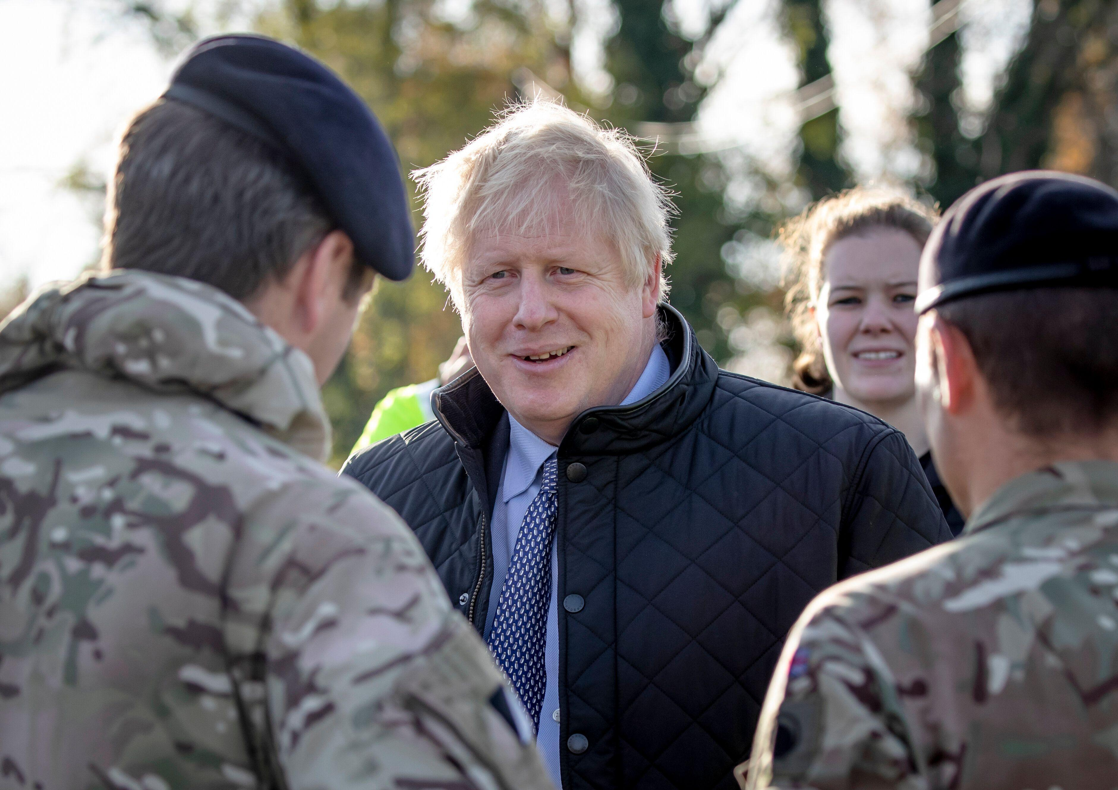 Life Got Worse Under The Tories, But Johnson Will Sort Brexit Logjam, Undecided Voters Say