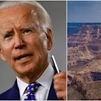 Joe Biden defended Native American rights as Trump administration plans to lift uranium mining ban around 'sacred' Grand Canyon