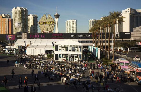 Here's what you missed on the first official day of CES