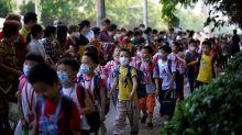 """Se abren las escuelas con la peligrosa duda de si los niños son """"supercontagiadores"""""""