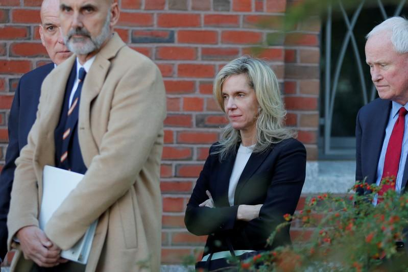 Author gets three weeks in jail for college admissions scandal
