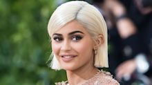 Kylie Jenner is blonde again