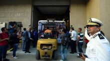 Egyptian Museum overflows with antiquities