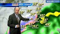 Harvey's Nor'easter Forecast
