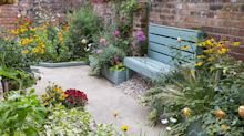 The new cottage garden and how to make one, even in a small space