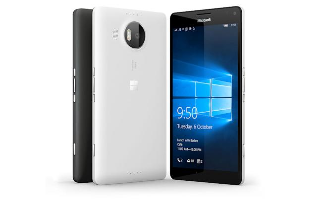 Microsoft's 5.7-inch Lumia 950 XL is liquid cooled and $649