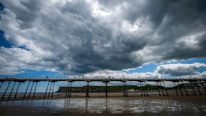 Month's rain to hammer parts of UK