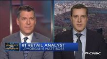 This retail analyst says to own Burlington and TJ Maxx, n...