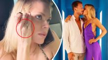 Sophie Monk sparks engagement rumours with huge ring