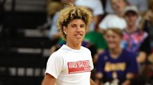 LaMelo Ball won $200 off Jordan Clarkson playing Pop-A-Shot