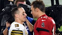 Tom Brady and Drew Brees meet for likely the last time in NFC divisional playoff matchup