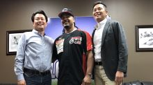 Manny Ramirez is making a comeback in Japan at age 44