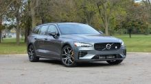 2020 Volvo V60 T8 Polestar Engineered First Drive Review | Fun for the faithful few