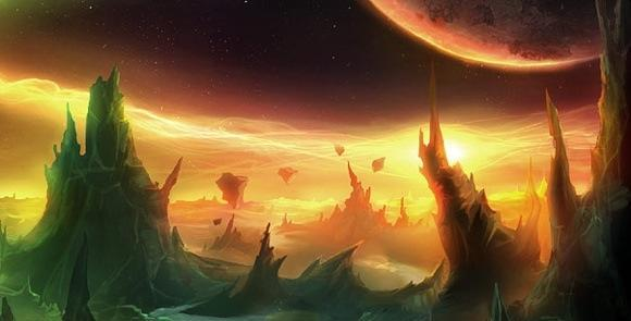 The problem of Outland in Cataclysm