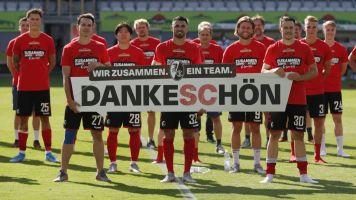 Fußball-Bundesliga: Der SC Freiburg ist der Meister der Herzchen