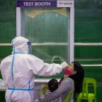 Philippines records 6,958 more coronavirus cases, its highest daily increase