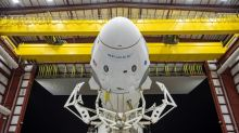 SpaceX ready to launch astronauts into space for the first time