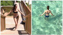Brooke Shields, 52, breaks the internet with bikini snap