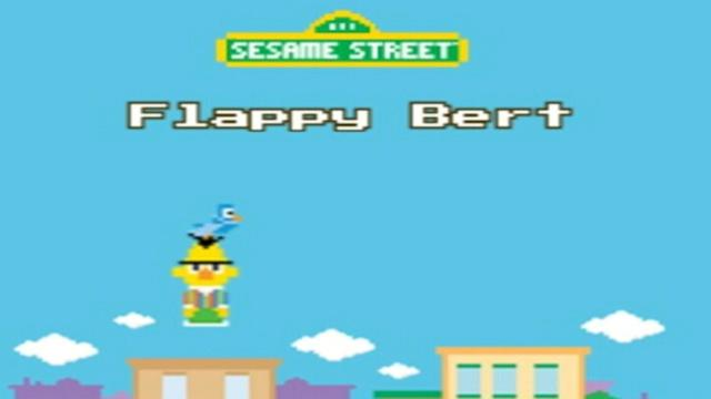 'Sesame Street' Can Show You How to Get Your 'Flappy Bird' Fix