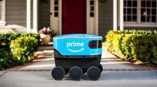 Amazon announces self-driving delivery device called 'Sco...