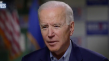 Joe Biden blasts Bernie Sanders over health care, gun control, and his supporters' online behavior
