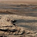 NASA Rover Takes Summer Road Trip On...Mars
