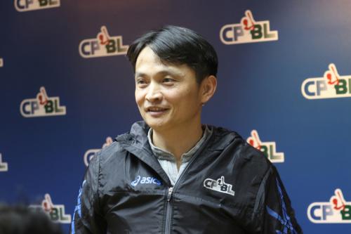 馮勝賢接任中職秘書長 (圖).