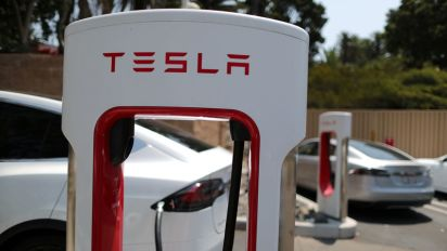 Musk says some Tesla owners to get chip upgrade