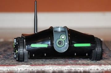 "Brookstone's Rover 2.0 iOS-controlled ""Spy Tank"" a blast to drive"