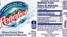Keurig Dr Pepper Announces Voluntary Withdrawal of Unflavored Peñafiel Mineral Spring Water that Does Not Meet FDA Bottled Water Quality Standards