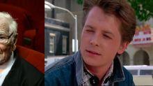 Après la mort de Pierre Cardin, pourquoi tout le monde pense à Marty McFly