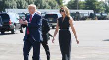 Trump da negativo por COVID-19 en una prueba realizada antes del debate con Biden