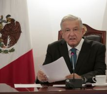 Mexico's president again declines to recognize Biden win