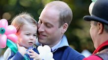 Royal fans face wait for Charlotte birthday pictures as Cambridges back football supporters' social media blackout