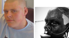 Pasa 10 años tatuándose completamente de negro