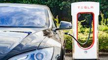 Software-Fehler? Teslas Supercharger laden auch E-Autos anderer Hersteller auf