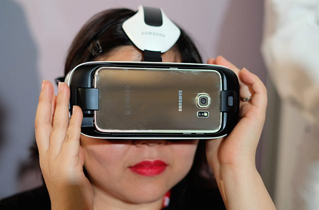 Samsung's new Gear VR is smaller, sharper, but still not for everyone