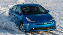 2019 Toyota Prius AWD-e First Drive Review | Welcome to the Snow Belt
