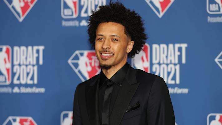 Cade Cunningham on joining the Pistons: 'They've seen greatness and are trying to get back there'