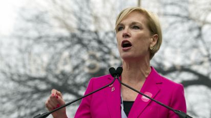 Ex-Planned Parenthood head: Threat to Roe is 'real'