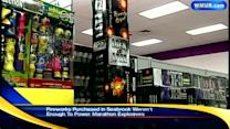 Bombing suspect bought fireworks from NH store