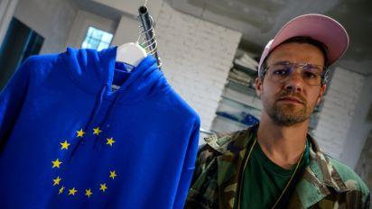 """Un hoodie étoilé: le """"street cred"""" de candidats allemands aux Européennes"""
