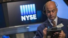 Stocks - Sysco Surges Midday; Netflix Falls